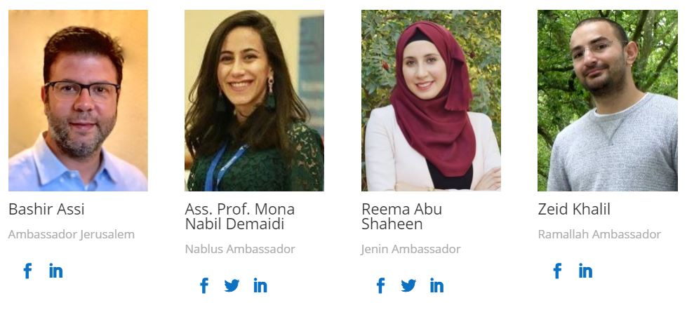 They are ready for Meetups in Palestine
